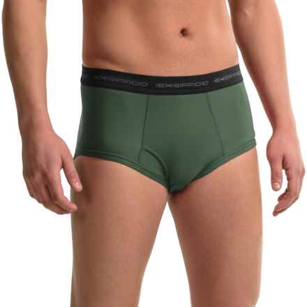 ExOfficio Give-N-Go Briefs (For Men) in Petrol - Closeouts