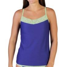 ExOfficio Give-N-Go® Lacy Camisole - Built-in Shelf Bra (For Women) in Aurora - Closeouts