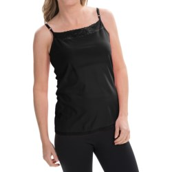 ExOfficio Give-N-Go® Lacy Camisole - Shelf Bra (For Women) in Black