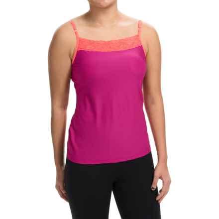 ExOfficio Give-N-Go® Lacy Camisole - Shelf Bra (For Women) in Glitz - Closeouts