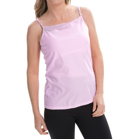 ExOfficio Give-N-Go® Lacy Camisole - Shelf Bra (For Women)