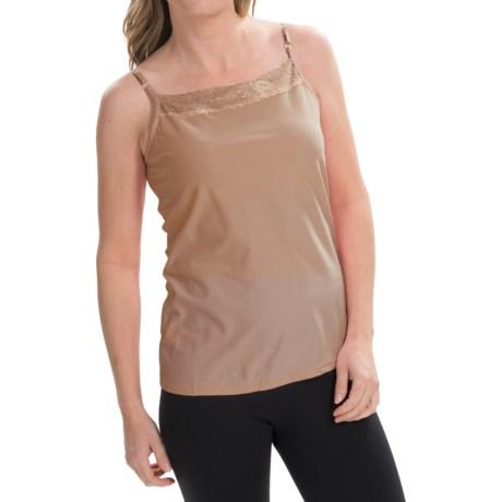 ExOfficio Give-N-Go® Lacy Camisole - Shelf Bra (For Women) in Nude