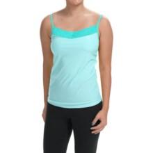 ExOfficio Give-N-Go® Lacy Camisole - Shelf Bra (For Women) in Splash - Closeouts