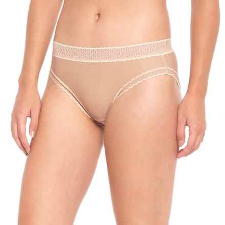 ExOfficio Give-N-Go® Lacy Panties - Bikini Briefs (For Women) in Nude - Closeouts