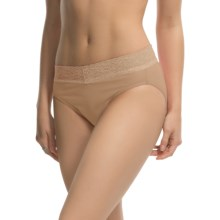ExOfficio Give-N-Go Lacy Panties - Bikini Briefs (For Women) in Nude - Closeouts