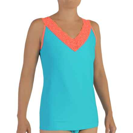 ExOfficio Give-N-Go® Lacy Tank Top (For Women) in Electra - Closeouts