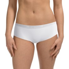 ExOfficio Give-N-Go® Panties - Boy Shorts (For Women) in White - 2nds