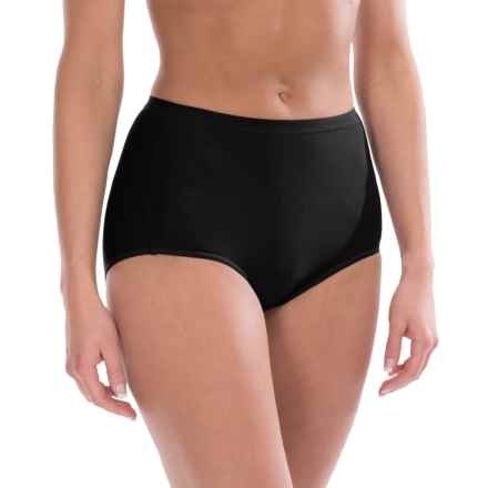 ExOfficio Give-N-Go® Panties - Full-Cut Briefs (For Women) in Black - Closeouts