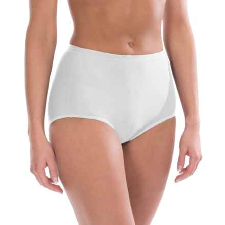 ExOfficio Give-N-Go® Panties - Full-Cut Briefs (For Women) in White - Closeouts