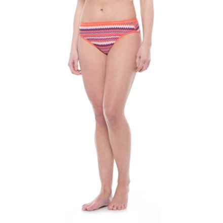 ExOfficio Give-N-Go® Printed Panties - Bikini Briefs (For Women) in Sriracha Stripe - Closeouts