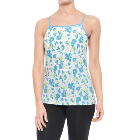 ExOfficio Give-N-Go® Printed Tank Top - Built-In Shelf Bra, Spaghetti Straps (For Women)