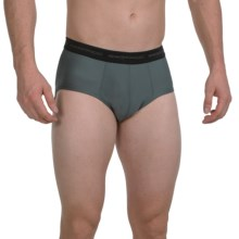 ExOfficio Give-N-Go® Sport Briefs (For Men) in Charcoal - Closeouts