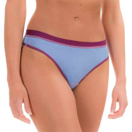 ExOfficio Give-N-Go® Sport Mesh Panties - Thong (For Women) in Cabo - Closeouts