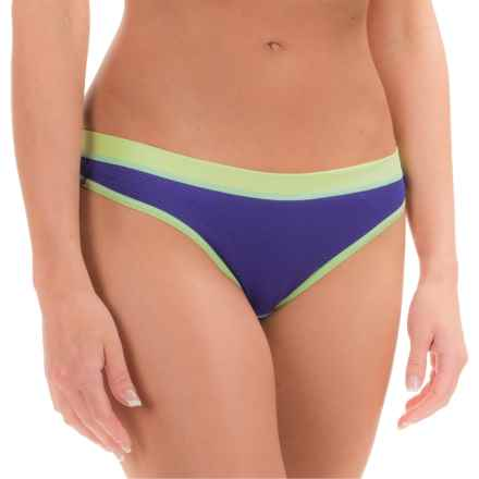 ExOfficio Give-N-Go® Sport Mesh Panties - Thong (For Women) in Firefly - Closeouts