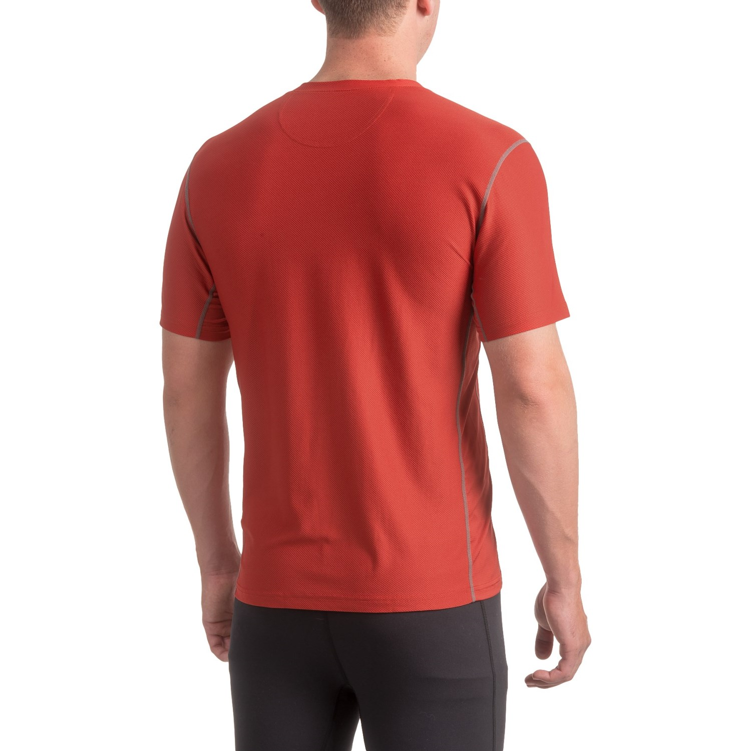 exofficio give n go sport mesh shirt for men save 77