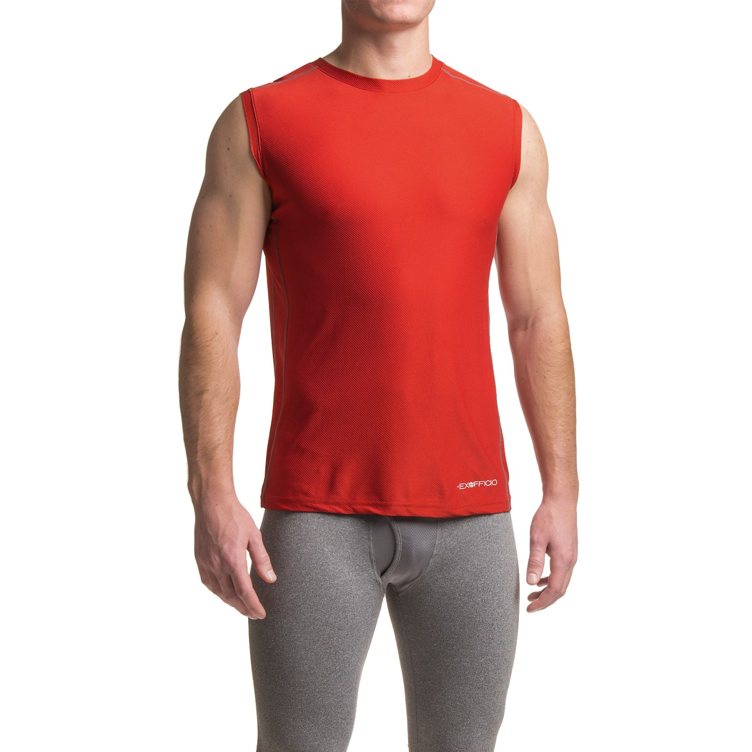 exofficio give n go sport mesh shirt for men save 71