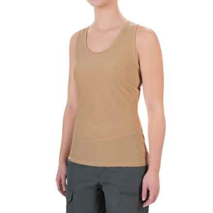 ExOfficio Give-N-Go® Sport Mesh Tank Top (For Women) in Nude - Closeouts