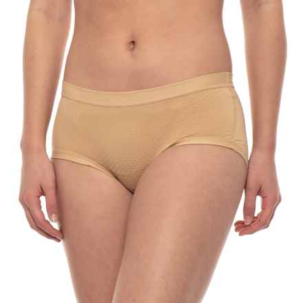 ExOfficio Give-N-Go® Sports Mesh Panties - Hipsters (For Women) in Nude - Closeouts