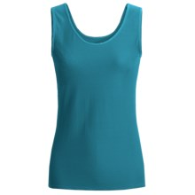 ExOfficio Give-N-Go Stretch Tank Top (For Women) in Chlorine - Closeouts