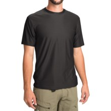 ExOfficio Give-N-Go® T-Shirt - Short Sleeve (For Men) in Black - Closeouts