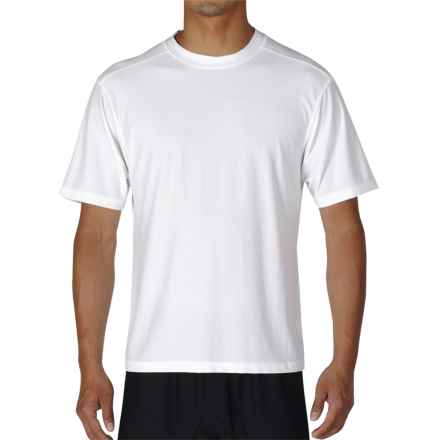 ExOfficio Give-N-Go T-Shirt - Short Sleeve (For Men) in White - Closeouts