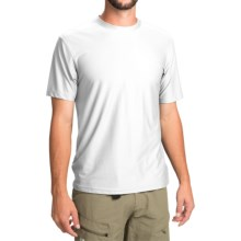 ExOfficio Give-N-Go® T-Shirt - Short Sleeve (For Men) in White - Closeouts
