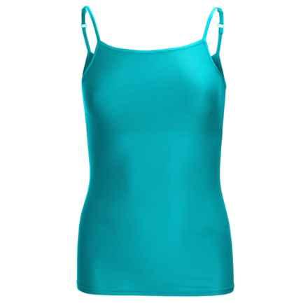 ExOfficio Give-N-Go Tank Top - Built-In Shelf Bra (For Women) in Chlorine - Closeouts