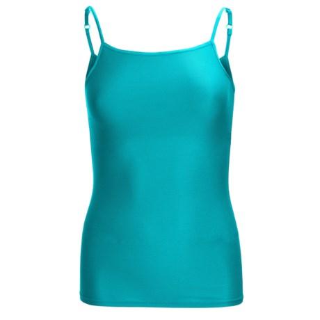 ExOfficio Give-N-Go Tank Top - Built-In Shelf Bra (For Women) in Chlorine