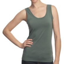 ExOfficio Go-To Dri-Release® Jersey Tank Top (For Women) in Rosemary - Closeouts