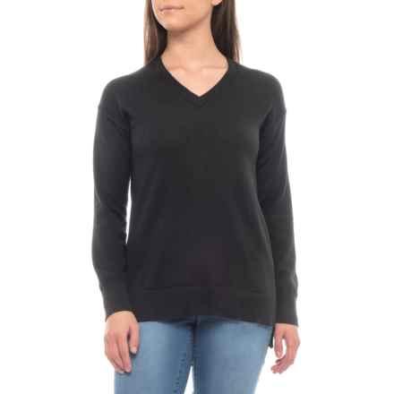 ExOfficio Granville Sweater (For Women) in Black - Closeouts