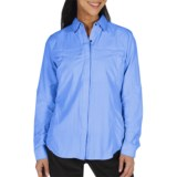 ExOfficio Halo Insect Shield® Shirt - Long Sleeve (For Women)