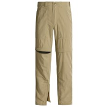 ExOfficio Insect Shield® Convertible Pants - UPF 30+ (For Men) in Lt Khaki - Closeouts