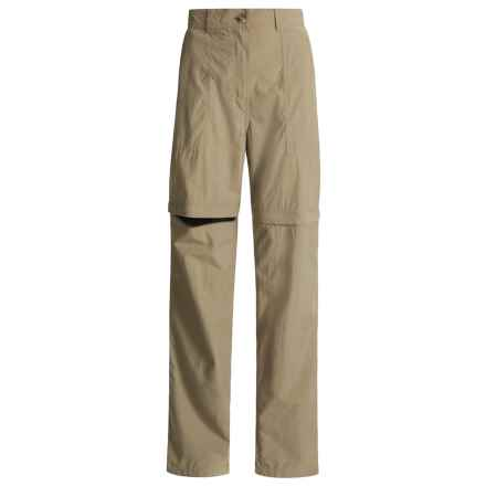 ExOfficio Insect Shield® Covert Pants (For Women) in Lt Khaki - Closeouts