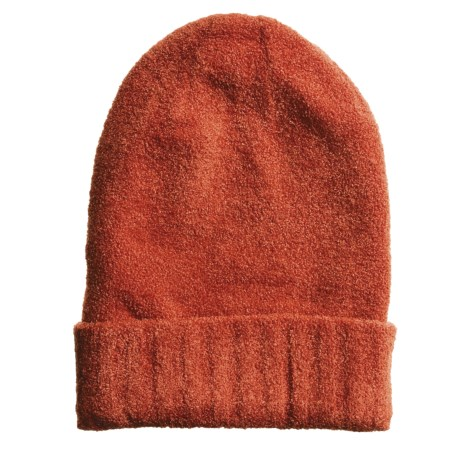 ExOfficio Irresistible Beanie Hat (For Women) in Light Salsa