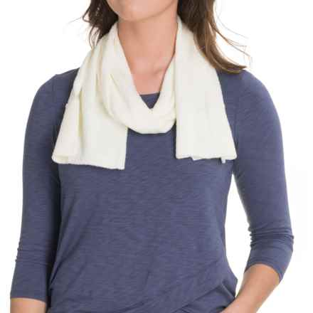 ExOfficio Irresistible Dolce Scarf (For Women) in Vellum - Closeouts