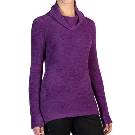 ExOfficio Irresistible Dolce Sweater - Cowl Neck (For Women) in Nouveau - Closeouts