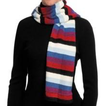 ExOfficio Irresistible Neska 6 Stripe Scarf (For Women) in Multi - Closeouts