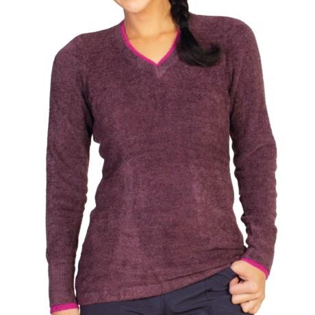 ExOfficio Irresistible Neska Sweater - V-Neck (For Women) in Antique