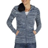 ExOfficio Irresistible Zip Hoodie - Neska Stripe (For Women)