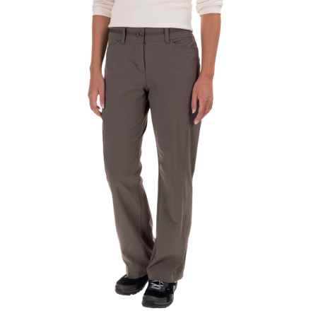 ExOfficio Kukura Fitted Pants - UPF 50 (For Women) in Slate - Closeouts
