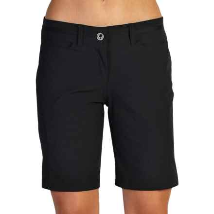 ExOfficio Kukura Shorts - UPF 50+ (For Women) in Black - Closeouts