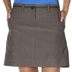ExOfficio Kukura Trekr Skort - UPF 30+, Built-in Shorts (For Women) in Black