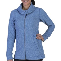 ExOfficio Lillyput Jacket - Fleece (For Women) in South Pacific