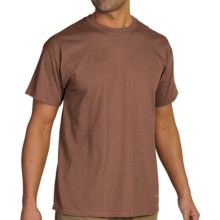 ExOfficio Made to Adventure Rover T-Shirt - Short Sleeve (For Men) in Chestnut - Closeouts