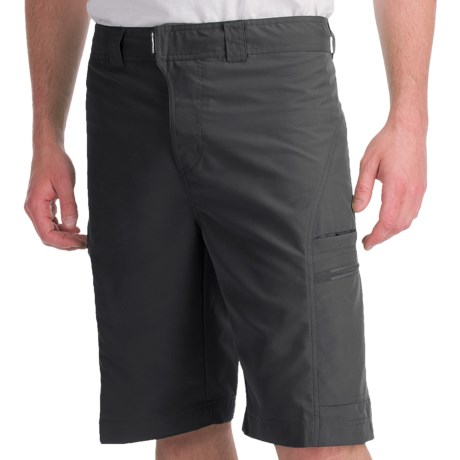 ExOfficio Marloco Shorts - UPF 20+ (For Men) in Black