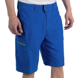 ExOfficio Marloco Shorts - UPF 20+ (For Men) in Basil