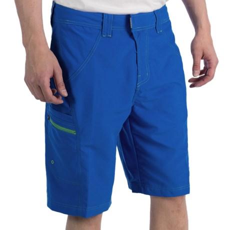 ExOfficio Marloco Shorts - UPF 20+ (For Men) in Basil