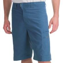 ExOfficio Marloco Shorts - UPF 20+ (For Men) in Rainier - Closeouts