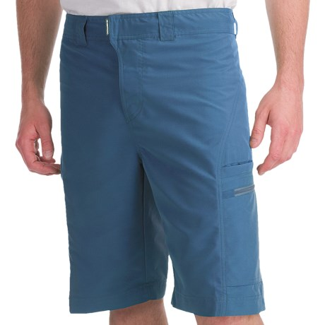 ExOfficio Marloco Shorts - UPF 20+ (For Men) in Rainier
