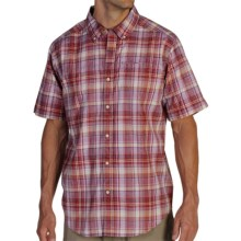 ExOfficio Maroc Shirt - Short Sleeve (For Men) in Vintage - Closeouts